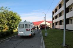 Эвакуация в санатории