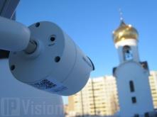 Видеонаблюдение в храме