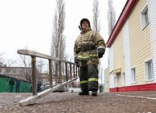 Сработка пожарной сигнализации в спортивном клубе