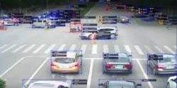 Самое большое масштабное видеонаблюдение в Китае