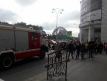 Эвакуация в Екатеренбурге